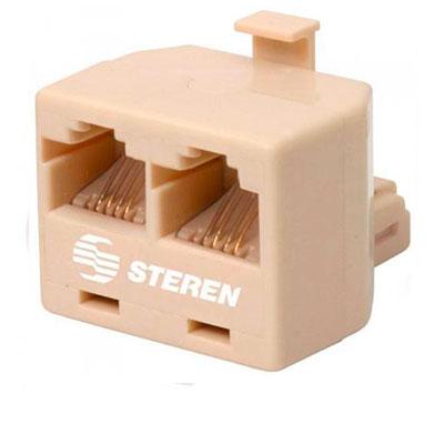 Accesorios Conectores y Adaptadores Telefónicos