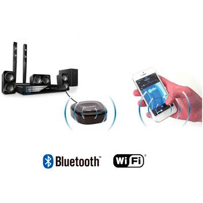 Receptores y transmisores de audio inalámbrico