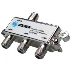 Divisor de 3 salidas a 75 Ohms, 1 GHz
