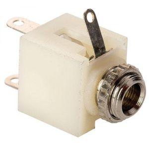 Jack 3,5 mm estéreo, encapsulado, para chasis