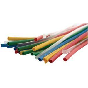 """Kit Thermofit de 3/16"""" de colores (tubo termoretráctil)"""