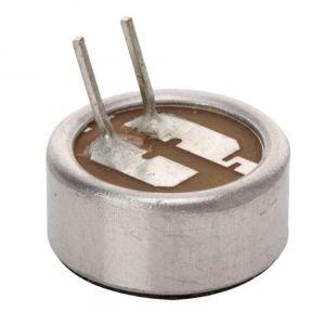 Pastilla tipo condensador (Electret)