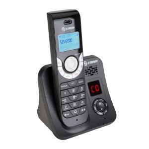 Teléfono inalámbrico DECT 6.0, con contestadora