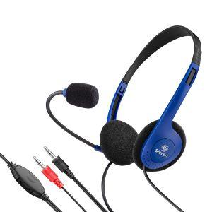 Audífonos multimedia doble plug 3,5 mm ultraligeros