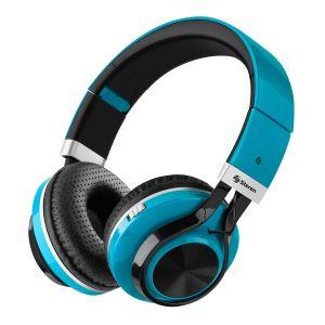 Audífonos Bluetooth* Xtreme con reproductor MP3 color azul