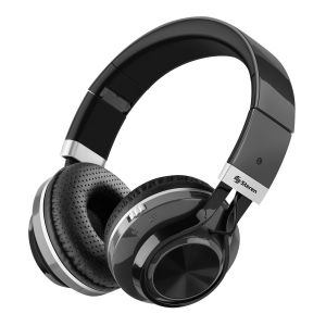 Audífonos Bluetooth* Xtreme con reproductor MP3 color negro