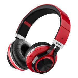 Audífonos Bluetooth* Xtreme con reproductor MP3 color rojo