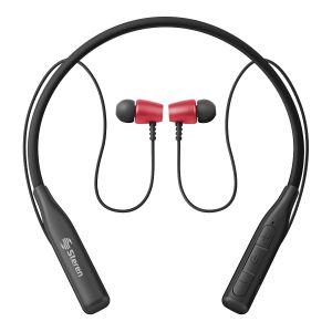 Audífonos Bluetooth* tipo collar con sujeción de imán