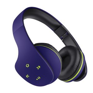 Audífonos Bluetooth* ultra confort color azul