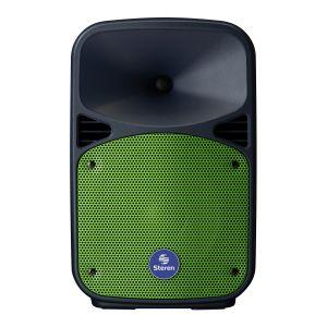 """Bafle de 8"""" 1,100 W PMPO Bluetooth* con batería recargable"""