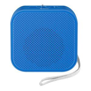 Mini bocina Bluetooth* con reproductor microSD