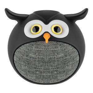 Mini bocina Bluetooth* con forma de búho