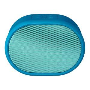Mini bocina Bluetooth* con reproductor USB/microSD y radio FM