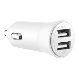 Cargador USB express doble para auto