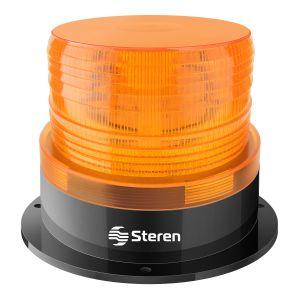 Luz LED ámbar estrobo para alarmas