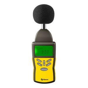 Decibelímetro digital (sonómetro)
