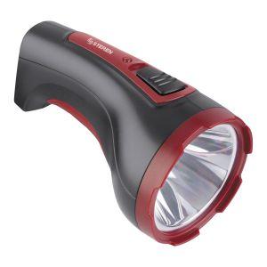 Linterna LED ultra brillante abatible
