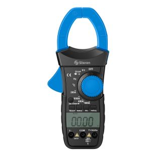 Multímetro de gancho profesional Bluetooth*