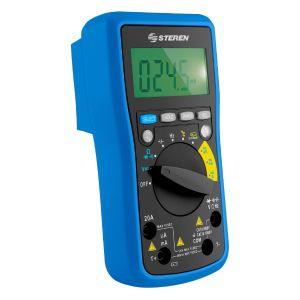 Multímetro profesional Bluetooth*