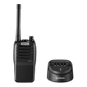 Radio intercomunicador profesional, hasta 7 Km de alcance