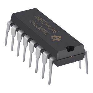 Circuito integrado Shift register