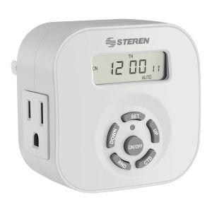 Temporizador (timer) digital de 20 eventos