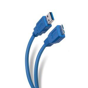 Cable elite USB tipo A 3.0 a micro USB tipo B 3.0 de 1,8 m