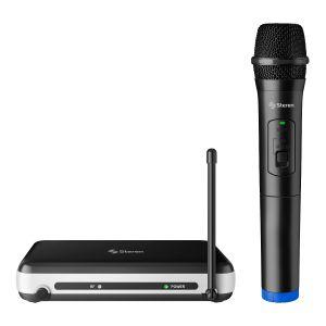 Micrófono profesional inalámbrico UHF